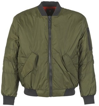 G Star Raw RACKAM BOMBER women's Jacket in Green