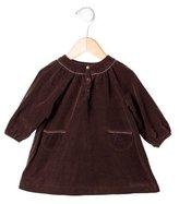 Bonpoint Girls' Corduroy Long Sleeve Dress