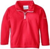 Columbia Glacial Half Zip Jacket (Toddler/Kid) - Laser Red-3T