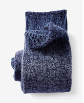 Express ombre boot socks