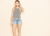 Garage Sport Neck Midi Cami