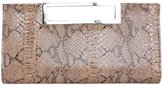 MedzRE-Colory MedzRE Women's Designer Handbag Snakeskin PU Leather Clutches Daily Bag