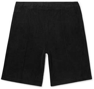 Stussy Cotton-Terry Drawstring Shorts
