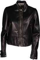 Valentino Rockstud Leather Jacket