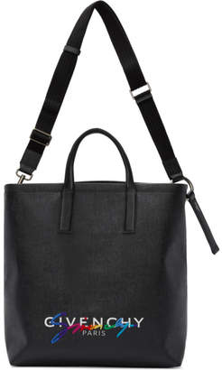 Givenchy Black Rainbow Signature Tote