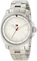 Tommy Hilfiger Women's 1781227 Sport Bracelet White Bezel Watch