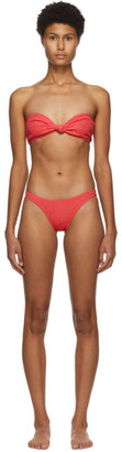 BOUND by Bond-Eye Pink The Sahara Bikini