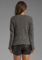 By Zoé Griffin Boucle Jacket