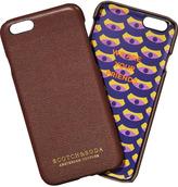 Scotch & Soda Leather iPhone 6S Case