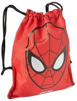 GapKids + Marvel® Spider-Man drawstring bag
