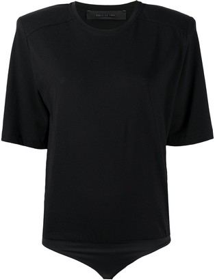 FEDERICA TOSI short-sleeved T-shirt body