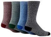 Red Herring Pack Of Four Multi-coloured Marled Socks
