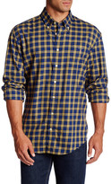 Gant Wilmington Check Print Long Sleeve Regular Fit Shirt