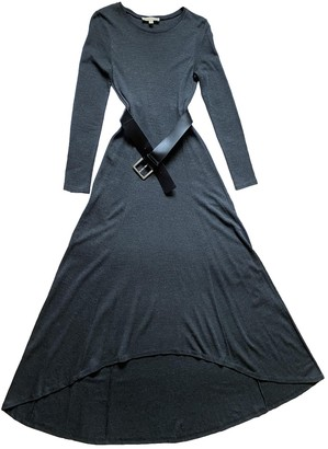 Michael Kors Grey Wool Dresses