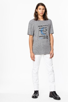 Zadig & Voltaire Tommy Sunday T-shirt