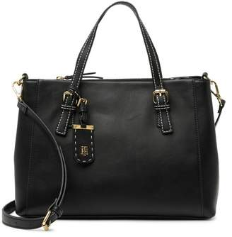 Tommy Hilfiger Julianne Triple Compartment Satchel