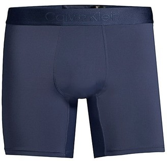 Calvin Klein Underwear Moisture Wicking Boxer Briefs