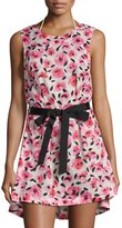 Kate Spade Bay of Roses Printed Cover-up