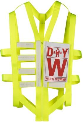 Walter Van Beirendonck Pre-Owned DIY Skeleton vest