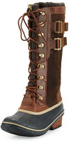 Sorel ConquestTM Carly II Knee Boot, Umber