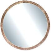 Round Omega Mirror