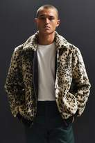 Urban Outfitters Faux Fur Bomber Jacket