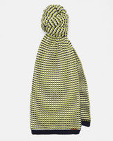 Ted Baker Textured wool scarf