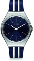 Swatch Skinblueiron - SYXS106 (Blue) Watches