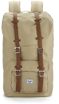 Herschel Little America Backpack Khaki/Tan Synthetic Leather