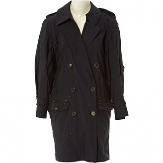 Lanvin Blue Coat for Women