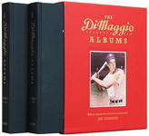 One Kings Lane Vintage The DiMaggio Albums, Set of 2