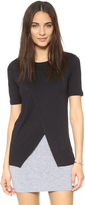 David Lerner Asymmetrical Tee