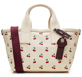 Marc by Marc Jacobs Canvas Printed Fruit Small Tote