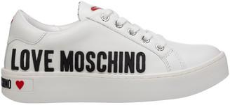 Love Moschino Logo Sneakers