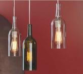 Viva Terra Recycled Wine Bottle Hanging Lights