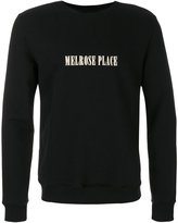 A.P.C. Melrose Place sweatshirt