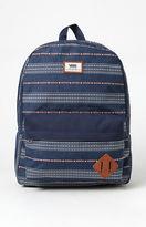 Vans Old Skool II Jacquard Striped Backpack