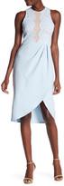 Lumier Lace Tulip Dress