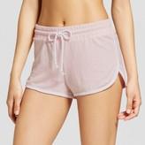Grayson Threads Women's Pajama Short - Light Pink