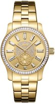 JBW Women's J6349C Celine 0.09 ctw 18k -plated stainless-steel Diamond Watch