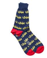 Thomas Pink Lions Grabiniok Socks