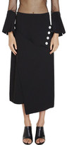 CHRISTOPHER ESBER Interlock Tailored Wrap Skirt