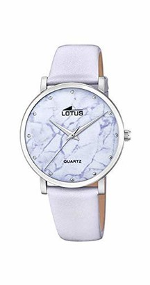 Lotus Womens Analogue Quartz Watch with Leather Strap 18701/3