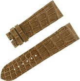 Chopard 23 - 20 Genuine Alligator Raised Men's Watch Band