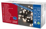 Konstsmide Outdoor Light Set 80 LED Warm White Berry Fairy Lights Indoor/Outdoor Use on Black Cable