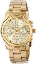 Invicta Women's 12551 Angel Analog Display Swiss Quartz Watch