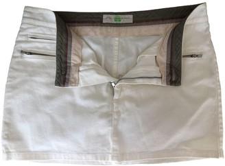 Stella McCartney Stella Mc Cartney White Cotton Skirt for Women
