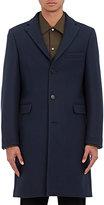 Acne Studios Men's Garret Melton Coat-BLUE