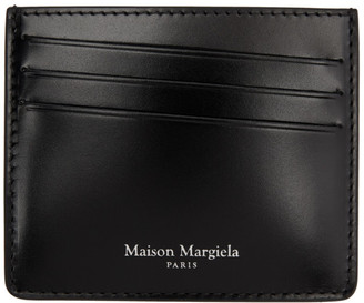 Maison Margiela Black Classic Card Holder