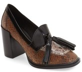 Jeffrey Campbell Women's 'Harper' Tassel Loafer Pump